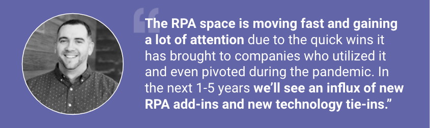Four Questions with RPA leader Doug Shannon